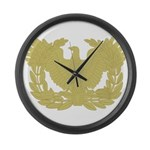 Warrant Officer Large Wall Clock