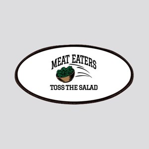 Meat Eaters Toss The Salad Patches