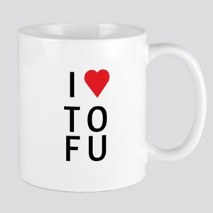 I Love ToFu Mugs
