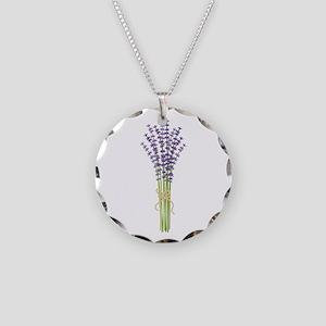 Bushel of Lavender Necklace