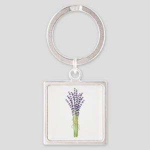 Bushel of Lavender Keychains
