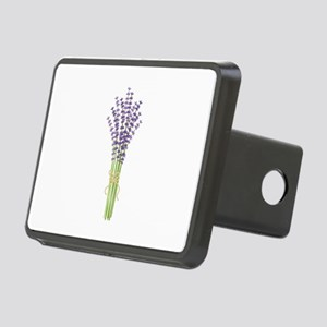 Bushel of Lavender Hitch Cover