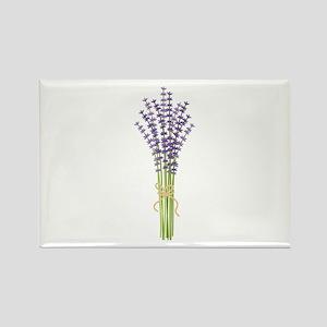 Bushel of Lavender Magnets