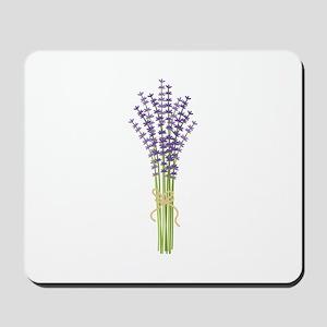 Bushel of Lavender Mousepad