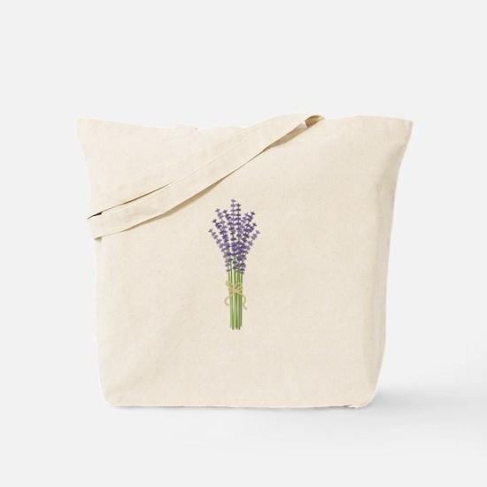 Bushel of Lavender Tote Bag