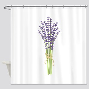 Bushel of Lavender Shower Curtain