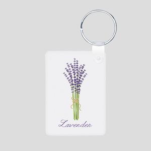 Lavender Keychains