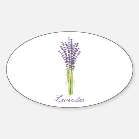 Lavender Decal