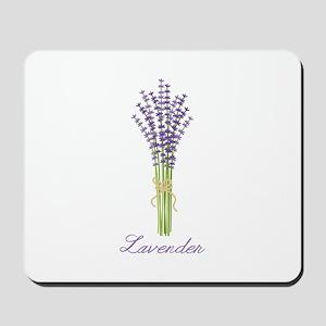 Lavender Mousepad