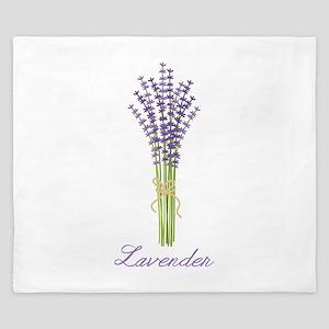Lavender King Duvet