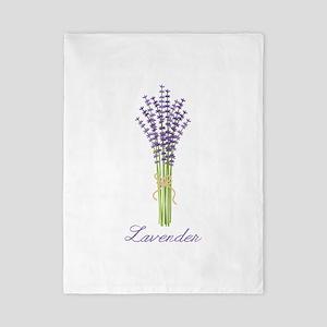 Lavender Twin Duvet