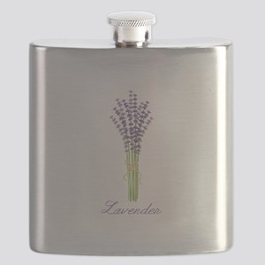 Lavender Flask