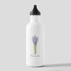 Lavender Water Bottle