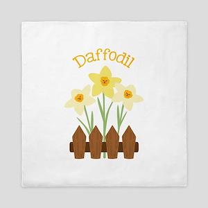 Daffodil Queen Duvet