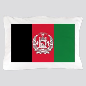 Flag of Afghanistan Pillow Case