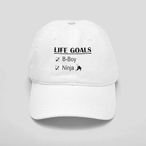 B-Boy Ninja Life Goals Cap
