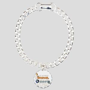 save animal Charm Bracelet, One Charm