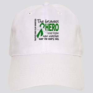 Bravest Hero I Knew TBI Cap