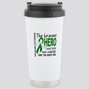 Bravest Hero I Knew TBI Stainless Steel Travel Mug