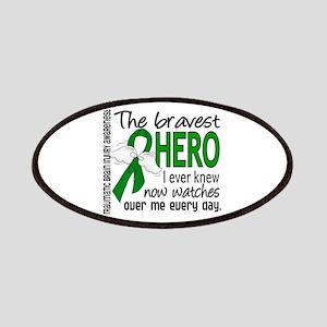 Bravest Hero I Knew TBI Patches
