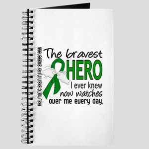Bravest Hero I Knew TBI Journal