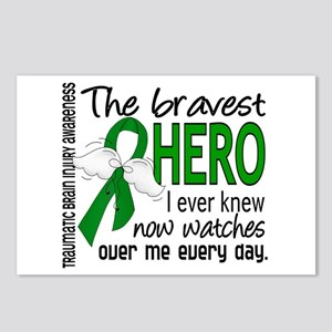 Bravest Hero I Knew TBI Postcards (Package of 8)