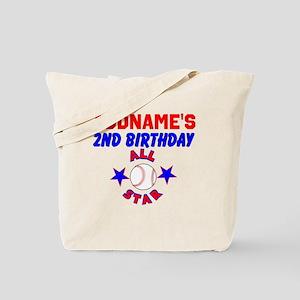 2 YR OLD BASEBALL Tote Bag