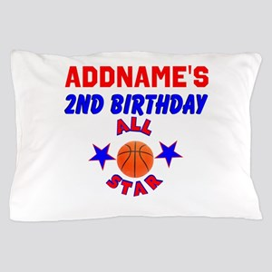 2 YR OLD SPORTS Pillow Case