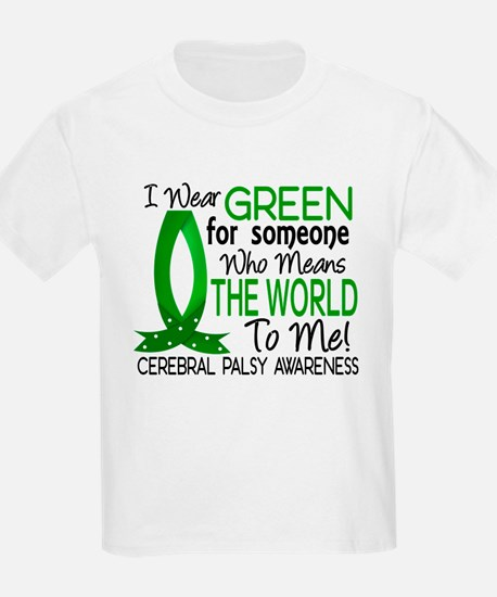 Means World to Me 1 Cerebral Pa T-Shirt