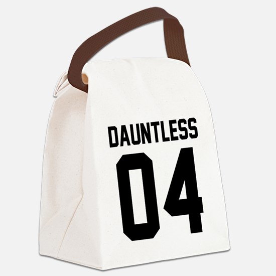 Dauntless Four Canvas Lunch Bag