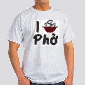 I Eat Pho Light T-Shirt