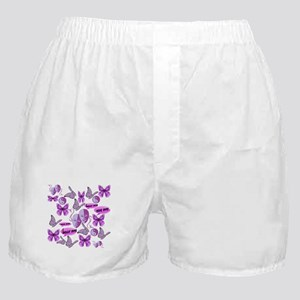 Invisible Illness Collage Boxer Shorts