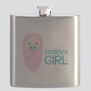 Daddys Girl Flask