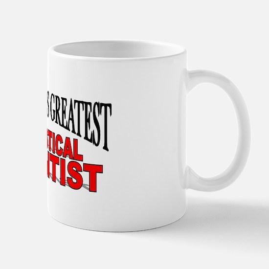 """The World's Greatest Acoustical Scientist"" Mug"