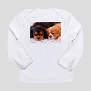 Sleeping Buddies Long Sleeve Infant T-Shirt