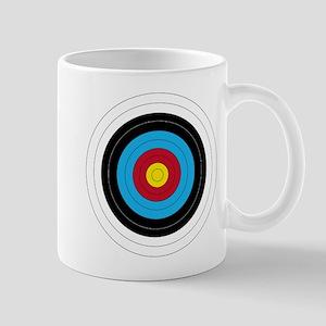 Archery Target Mugs