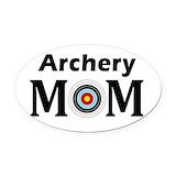 Archery Car Magnets