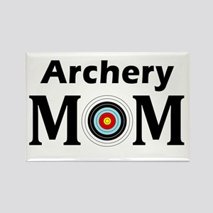 Archery Mom Rectangle Magnet
