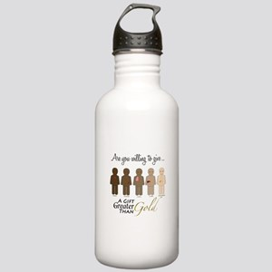 The Gift of Life Water Bottle
