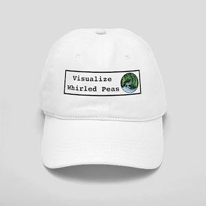 Visualize Whirled Peas Baseball Cap