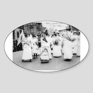 Suffragettes Sticker