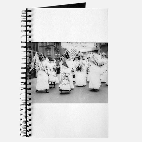 Suffragettes Journal