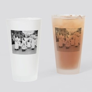 Suffragettes Drinking Glass