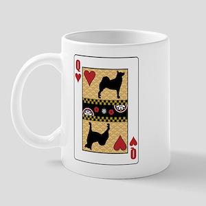 Queen Buhund Mug