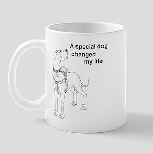 Special Dog Mug