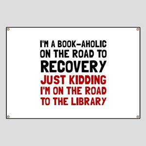 Bookaholic Banner