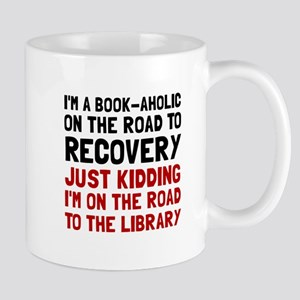 Bookaholic Mugs