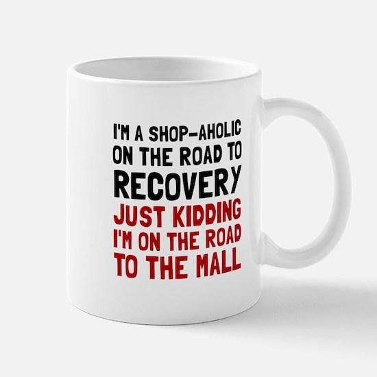 Shopaholic Mugs