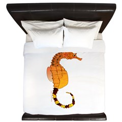 Big belly Seahorse King Duvet