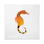 Big belly Seahorse Queen Duvet